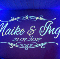 Wedding Monogramm
